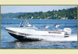 2014 - Wooldridge Boats - 17- Sport Offshore