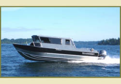 2013 - Wooldridge Boats - 23- SS Pilothouse
