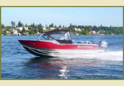 2014 - Wooldridge Boats - 21- Super Sport Offshore