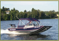 2014 - Wooldridge Boats - 20- Alaskan XL