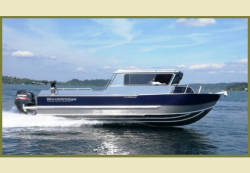 2013 - Wooldridge Boats - 29- SS Pilothouse