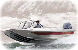 Wooldridge Boats - Alaskan 16-