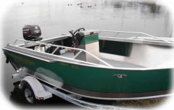 Wooldridge Boats - Sport 17-