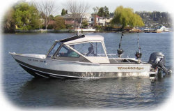 Wooldridge Boats - 23- SS XL
