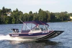 2010 - Wooldridge Boats - 23- Alaskan XL