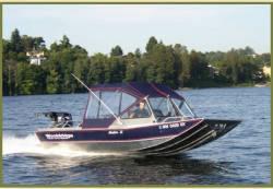 2012 - Wooldridge Boats - 17- Alaskan XL
