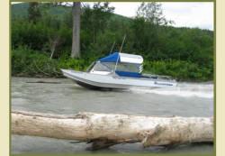 2012 - Wooldridge Boats - 23- Super Sport Drifter