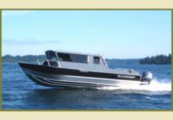 2012 - Wooldridge Boats - 23- SS Pilothouse
