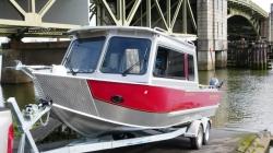 2015 - Wooldridge Boats - 25- Super Sport Drifter Inboard