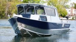2015 - Wooldridge Boats - 23- SS Pilothouse