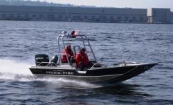2015 - Wooldridge Boats - 23- Alaskan XL