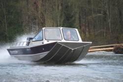 2015 - Wooldridge Boats - 17- Alaskan XL