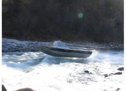 2015 - Wooldridge Boats - 23- Alaskan XL Inboard