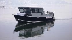2015 - Wooldridge Boats - 20- Sport Offshore Pilothouse