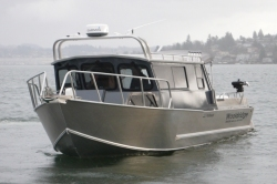 2017 - Wooldridge Boats - 29- SS Pilothouse