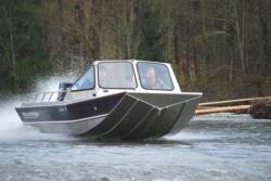 2017 - Wooldridge Boats - 17- Alaskan XL
