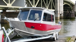 2018 - Wooldridge Boats - 25- Super Sport Drifter Inboard