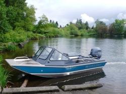 2018 - Wooldridge Boats - 17- Alaskan XL