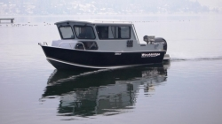 2018 - Wooldridge Boats - 20- Sport Offshore Pilothouse