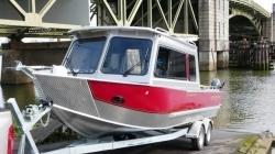 2020 - Wooldridge Boats - 25- Super Sport Drifter Inboard