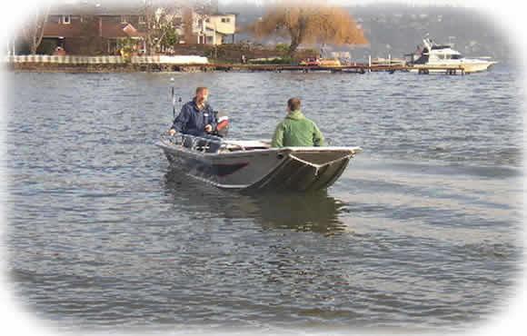 Research Wooldridge Boats Alaskan 16 Open Tiller Boat on iboats com