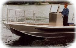 Wooldridge Boats Classic 20 Utility Boat