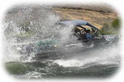 Wooldridge Sport Drifter 25 OB Open Boat