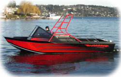 Wooldridge Boats 20- IB Open Jet Boat