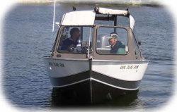Wooldridge 20- SS Open Jet Boat