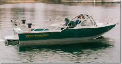 Wooldridge 25- OB Jet Boat