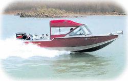 Wooldridge 20- OB Jet Boat