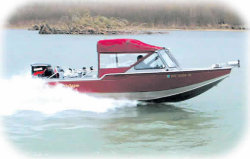 Wooldridge 20- IB Jet Boat