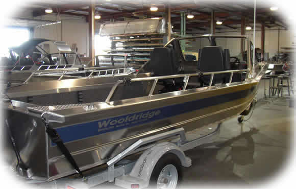 Research Wooldridge 20- Open Jet Boat on iboats com