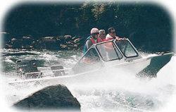 Wooldridge 18- Winshield Jet Boat