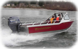 Wooldridge Sport 17 Open Boat
