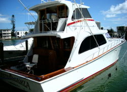 1986 Tiffany 62 Custom Sportfish Fleming Island FL