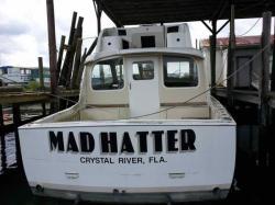 1961 Hatteras 34 Sportfish Tarpon Springs FL