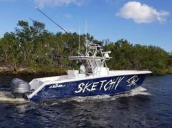 2018 Sea Hunter 35 Tournament Tarpon Springs FL