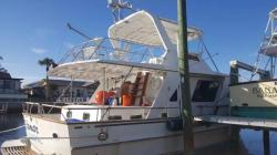 1985 DeFever 48 Tri-Cabin New Port Richey FL