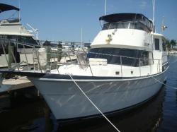 1987 Gulfstar 49 Motor Yacht New Port Richey FL