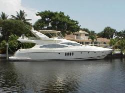 2001 Azimut 68 Plus Bradenton FL