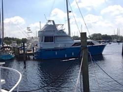 1978 46 Motor Yacht New Port Richey FL