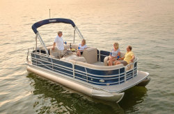 2012 - Xcursion Pontoons - X25C