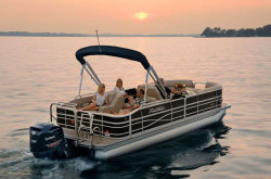 2012 - Xcursion Pontoons - X23RF  X3