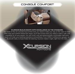 2017 - Xcursion Pontoons - 25RE