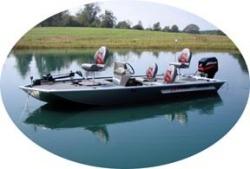 2012 - Xtreme Boats - XT Bass 16