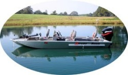 2012 - Xtreme Boats - XT Crappie 162