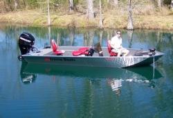 2012 - Xtreme Boats - XT 162 SS