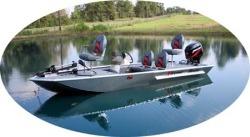 2012 - Xtreme Boats - V-Pro Bass 172