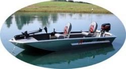 2012 - Xtreme Boats - Sunfish 162